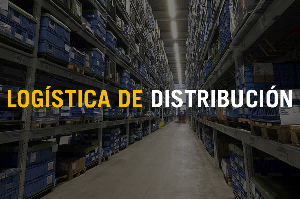 Distribution Logistics SPain
